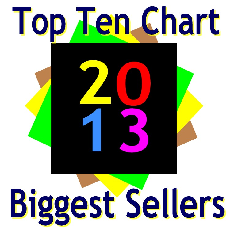 top 10 music of 2013